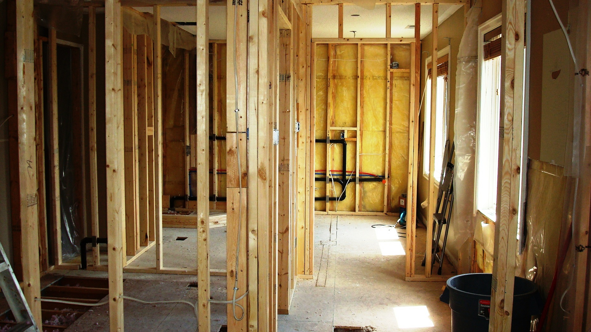 Interior Renovation Bathroom Remodel – Bathroom Construction